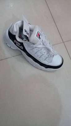 New design fila shoes image 1