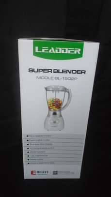 2 in 1 Blender with Grinding Machine 1.5L LEADDER image 2