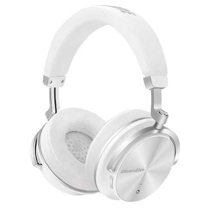 Bluedio Premium T4S Active Noise Cancelling Bluetooth Wireless Headphone image 1