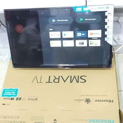 "32"" Hisense smart Android HD TV series 7 image 1"