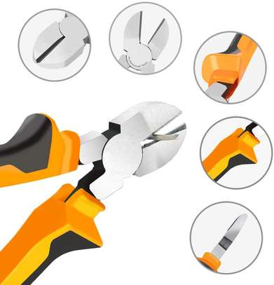 """Cutter Pliers (150mm/6"""" Or 200mm/8"""") - Choose Size image 2"""