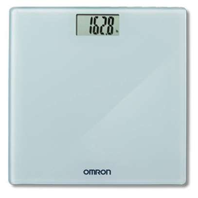 Weight scale Omron