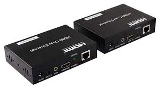 120 Meters HDMI Extender With LAN image 1