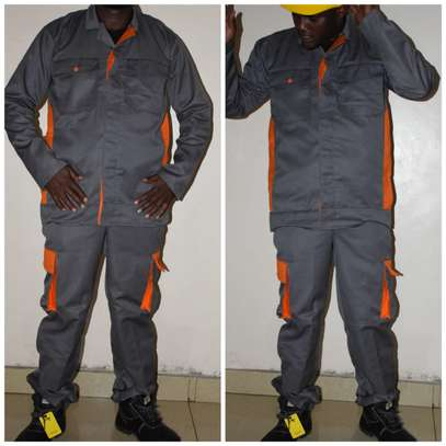 Construction Foreman Suits. image 3