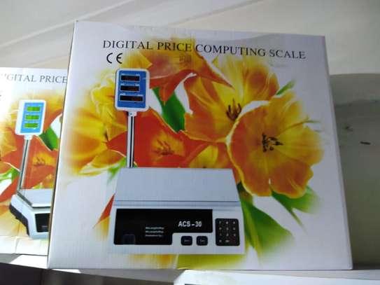 Digital Price Computing Scale image 1