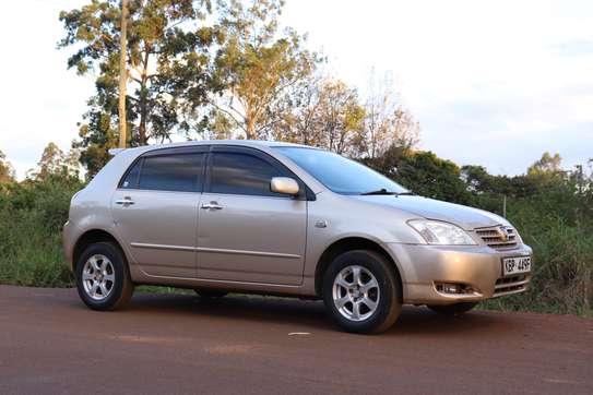 Toyota Allex image 5