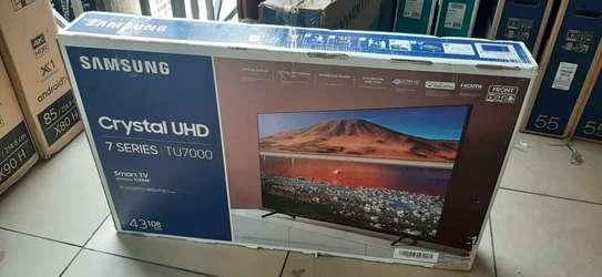 43inch Samsung  43TU700 UHD  4k tv image 1
