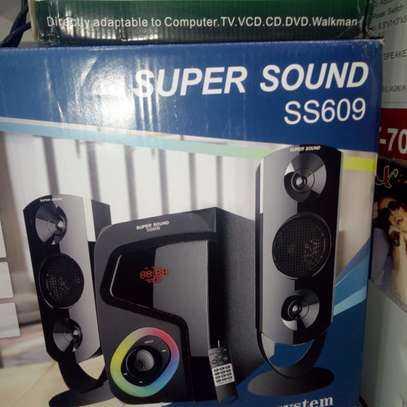 Super Sound SUBWOOFER