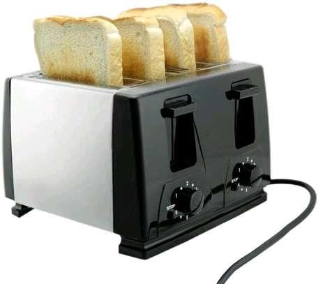 4 Slice Toaster image 1