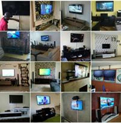 TV Mounting & Installation Service image 1