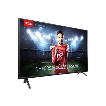 "TCL 65"" 4K UHD ANDROID TV,VOICE CONTROL,WI-FI,NETFLIX,GOOGLE PLAYSTORE,CHROMECAST-65P617-BLACK image 2"