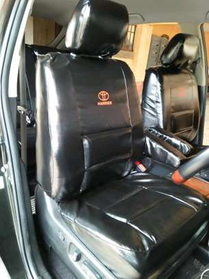 LONG LASTING CAR SEAT COVERS
