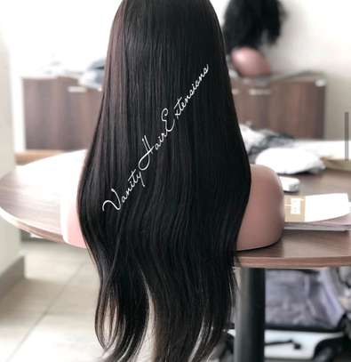 20 Straight Full Lace Human Hair Wig
