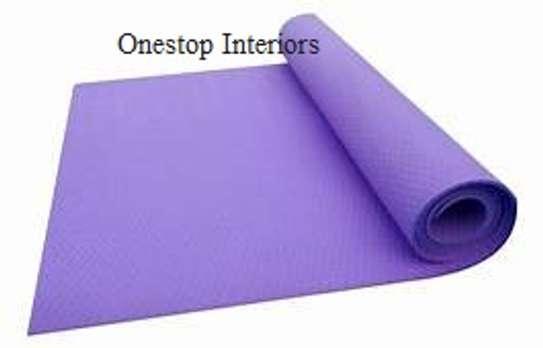 Yoga mats many colors image 1