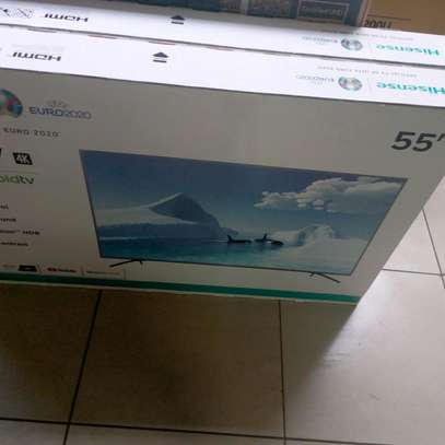 Hisense 55 Smart,Android image 1