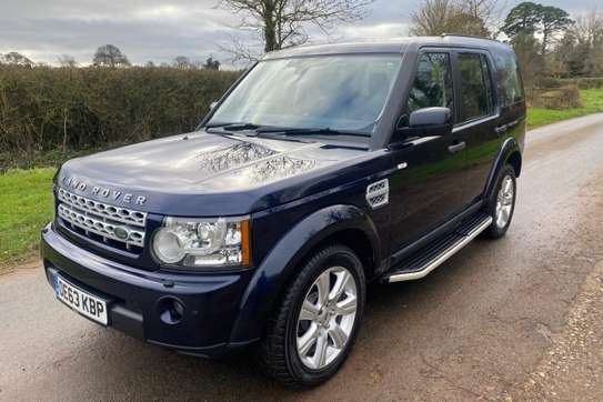 Land Rover Discovery 4 image 4