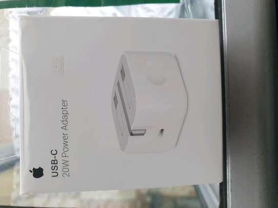 iphone Power Adapter-Type C image 2