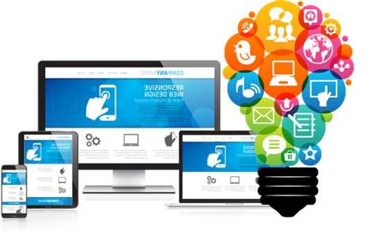 Small Business Website Design image 1