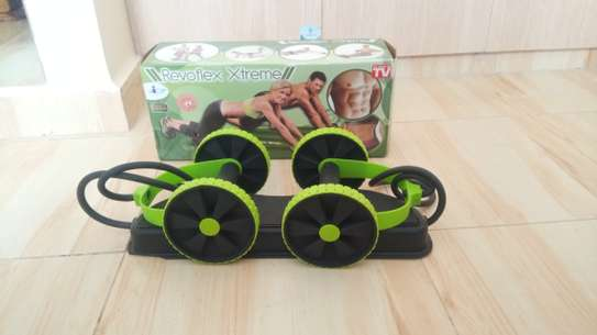 Revoflex Xtreme Home Body Fitness Abs Trainer