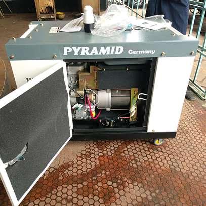 Pyramid 9kva generator for back up image 1