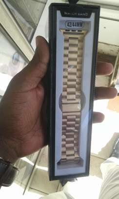 Stainless Steel Watch Band For Iwatch image 1