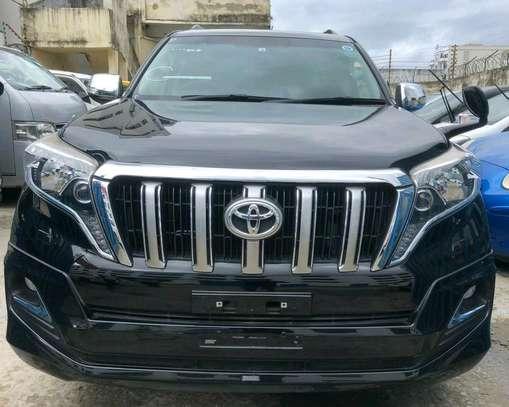 Toyota Prado TX Premium