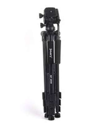 Jmary KP-2599 Professional Aluminium + Monopods Tripod For DSLR Camera Video, Photo Tripod image 1