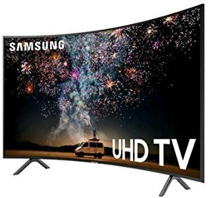 65 INCH CURVED SAMSUNG TV image 2