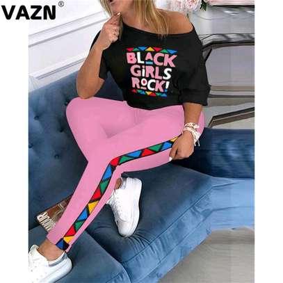 Two Piece Set | Black Girls Rock image 2