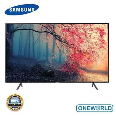 "Samsung 65"" Smart UHD 4K LED TV – Black 2020 Latest Models image 2"