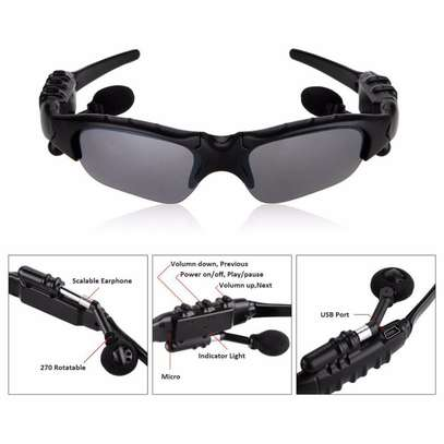 Smart Bluetooth Sunglasses image 5