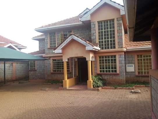 5 bedroom mansion to let at membley estate. image 1