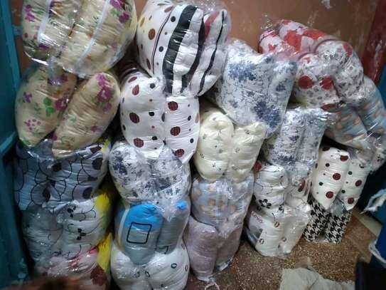Fiber pillows(pair) image 1