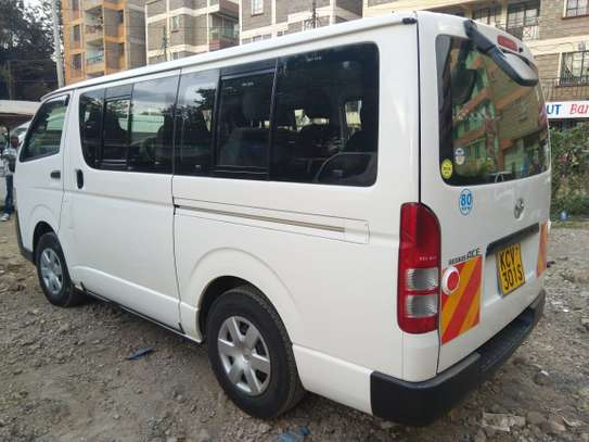 EXECUTIVE  4X4  VAN FOR HIRE image 3