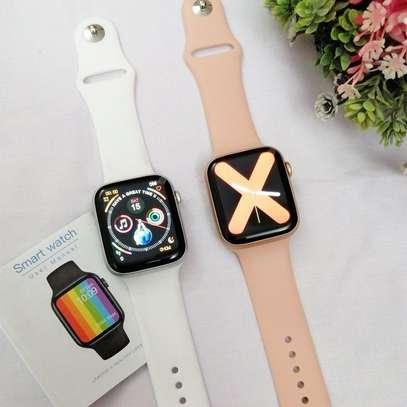 Smart Watch Year 2021 W26 Plus Series 6 1.75 Inch Screen ECG image 2