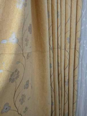 Beautiful curtains and sheers image 10