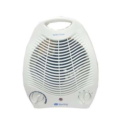 Portable Heat Glow Electric Room Heater Room Warmer Heater white
