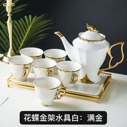 Coffee/tea set image 1