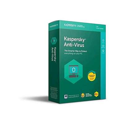 Kaspersky Anti-Virus 2019 – 2 Users