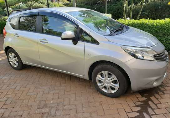 2013 Nissan Note image 1