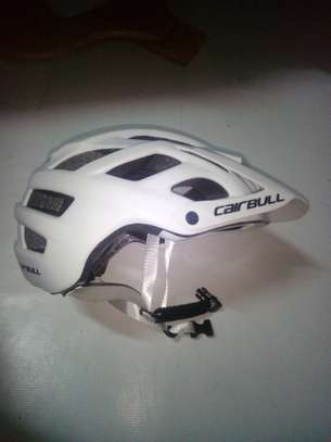 Mountain Bike trails helmet