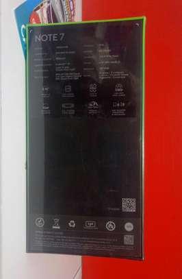 Infinix Note 7 - 6.95 - 6GB + 128GB (Dual SIM) - 5000mAh image 4