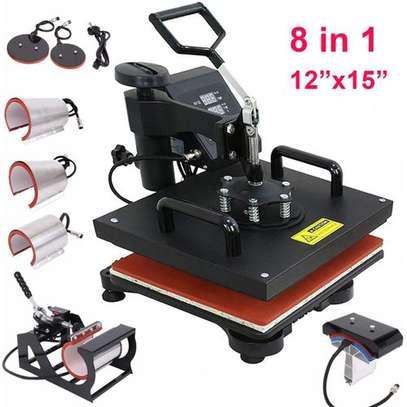Combo/Multi-function Heat Press Machine image 2