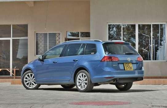 Volkswagen golf variant MK7 Tsi  Year 2014 || 1400cc turbo image 4
