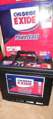 Chloride exide powerlast NS60 image 2