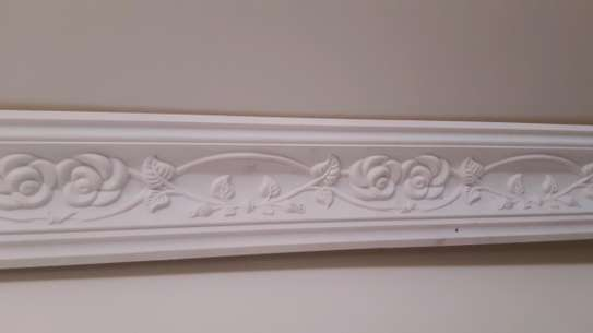 Upper Design for Cupboard Unit or Ceiling Wall corner