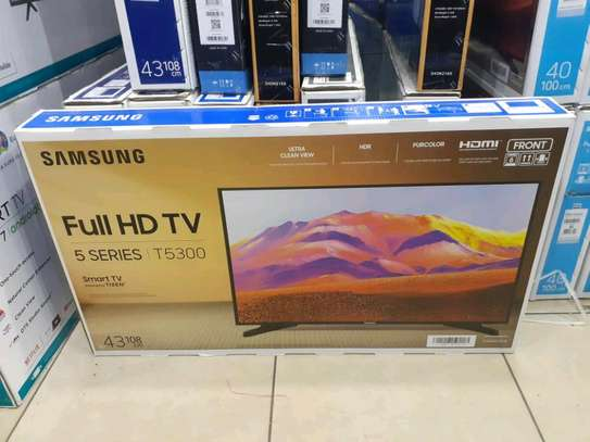 Samsung 43inch smart  T5300 image 1