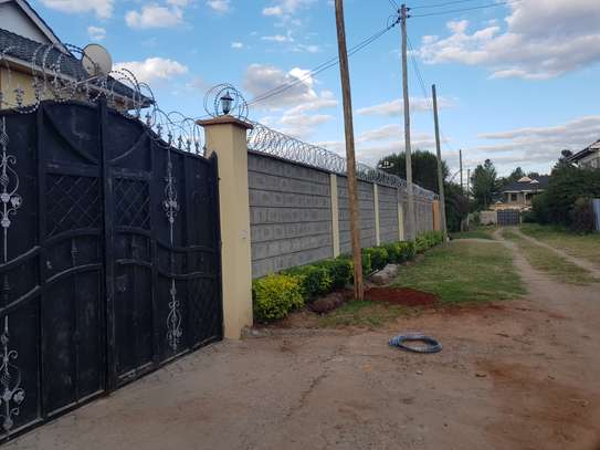 Razor wire installation in kenya image 2
