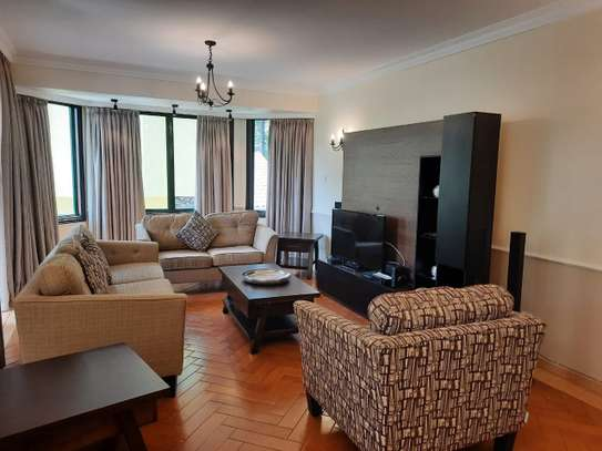 Furnished 3 bedroom townhouse for rent in Brookside image 3
