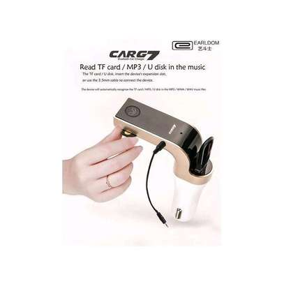 G7 Bluetooth car charger